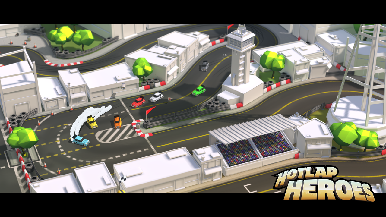 Hotlap Heroes- screenshot