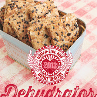 Heart-Healthy Crackers Recipe