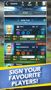 Top Soccer Manager 2020 MOD APK (Unlimited Money) 2