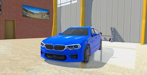 Télécharger Car Driving Sim : Trailer Transport APK MOD 2