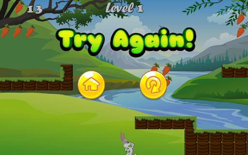 Android/PC/Windows için Bunny Run : Peter Legend Oyunlar (apk) ücretsiz indir screenshot