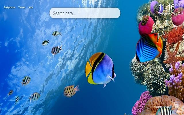 Underwater Ocean HD Wallpapers