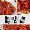 Resep Balado Ayam Sumbar