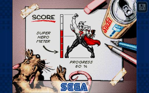 Comix Zone Classic screenshot 9