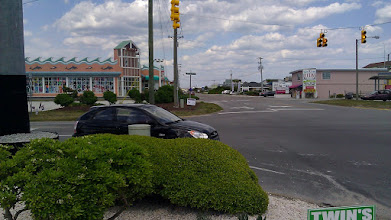 Photo: Surf City NC. a tourist destination. Wont be in full swing until Memorial Day.