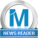 Max Reader - News, RSS feeds icon