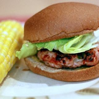 Hawaiian Pork Burgers Recipe