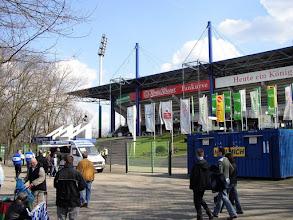 Photo: De nieuwe MSV Arena, de thuisbasis van MSV Duisburg