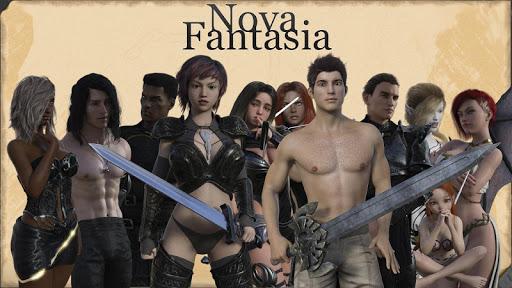 Nova Fantasia RPG Adulto 1.01 screenshots 1
