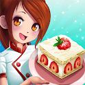 Dessert Chain: Café Waitress & Restaurant Chef icon