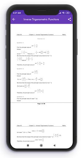 All Ncert Solutions 2.2 screenshots 5