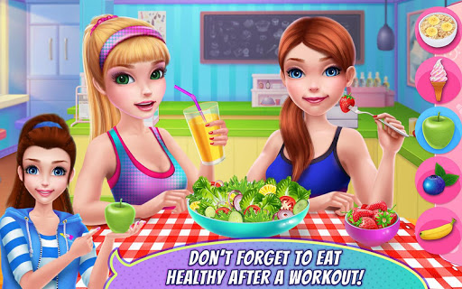 Fitness Girl - Dance & Play for PC