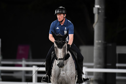 'I'm annoyed I haven't beaten Oli – but I'm really pleased': Alex Hua Tian sets strong challenge in Olympic eventing dressage