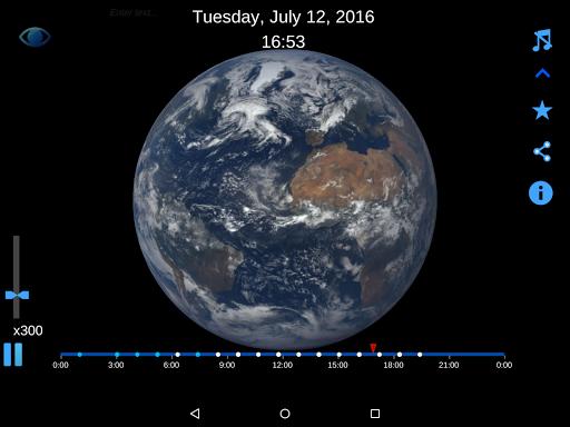 免費下載天氣APP|Blueturn Earth Player app開箱文|APP開箱王