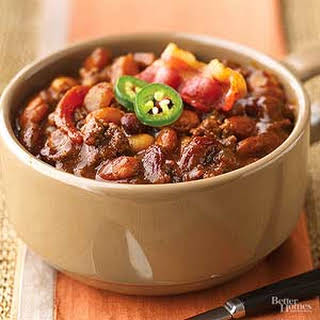 Barbecue Chili.