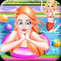 Fun Pool Party - Sun & Tanning icon