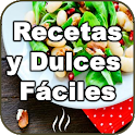recetas faciles y rapidas saludables icon