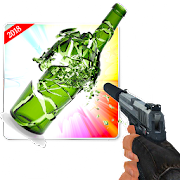 Real Bottle Shooter- Ultimate Bottle Shooting Game