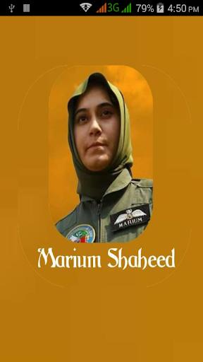 Marium Shaheed - Pak Proud