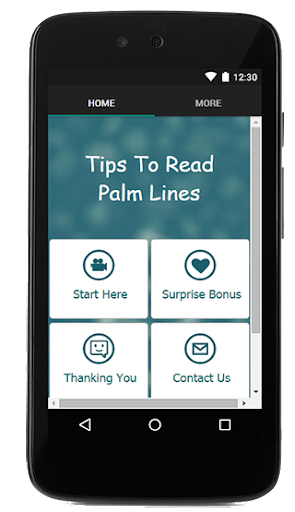 Tips To Read Palm Lines