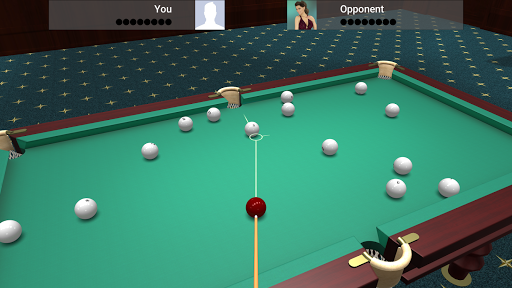 Russian Billiard Pool apktreat screenshots 1
