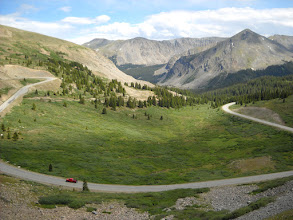 Photo: E side of Cottonwood Pass