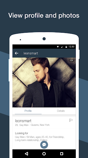 Free gay hookup apps for android