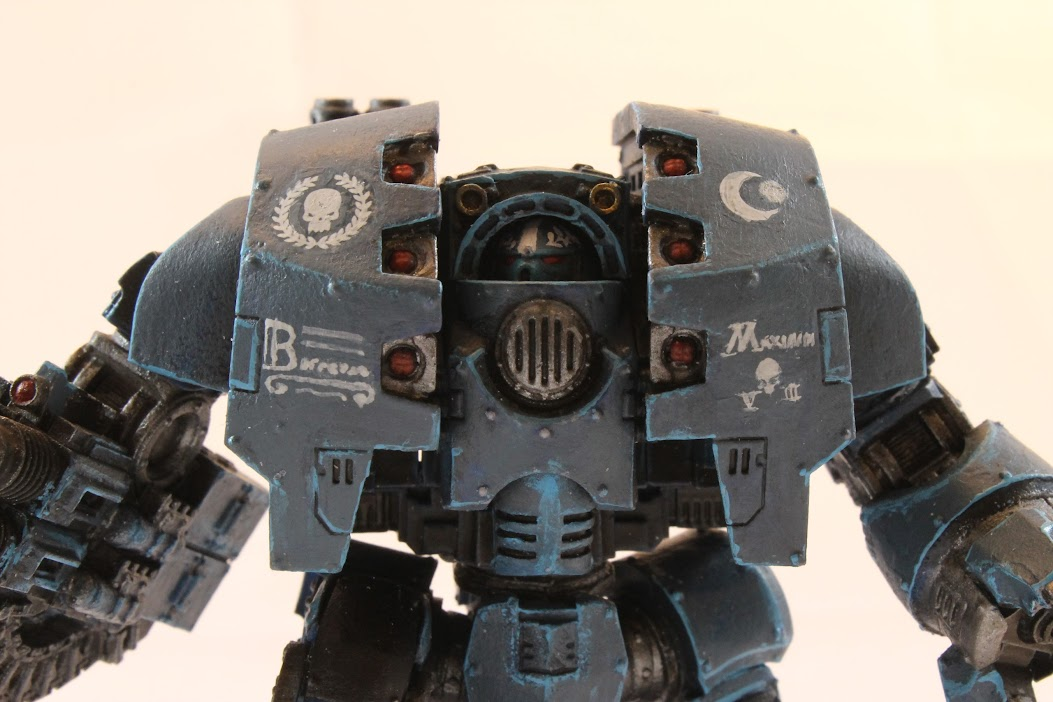 Dreadnought, detailed shot