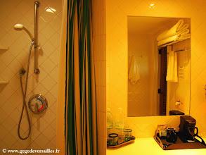 Photo: #012-La salle de bains de notre chambre #365 au Club Med de Columbus Isle.
