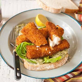 Fish Fillet Dips Sauces Recipes.