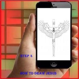 Ježíš Drawing - náhled