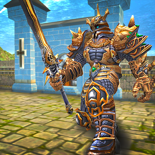 Dark Sword King Battle