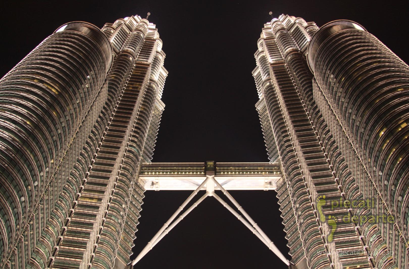 Turnurile Petronas, Kuala Lumpur, obiective turistice in 3 zile