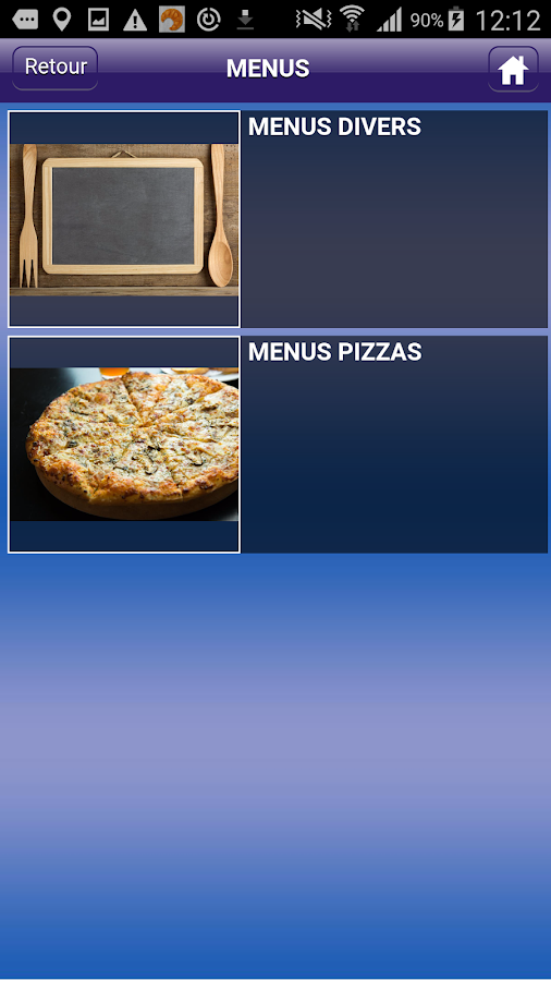 D Pizzas- screenshot