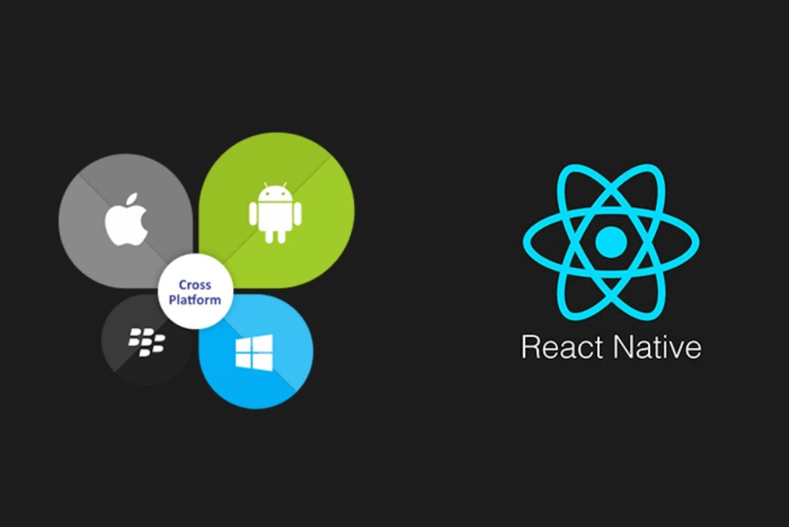 React Native cross-platform app frameworks