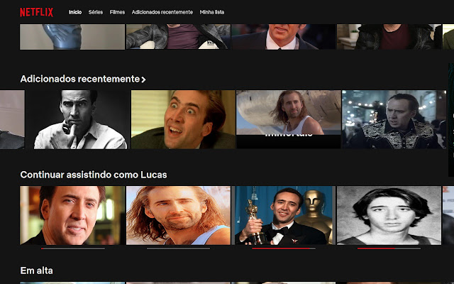 Nicolas Cage Replacer