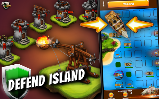 Battle of Lands -Pirate Empire Screenshot