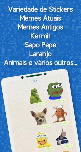 Brazil Funny Memes - Stickers Whatsapp 17.0 screenshots 3