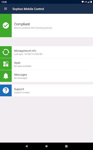 Sophos Mobile Control screenshot 13