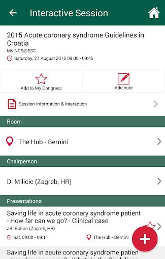 免費下載醫療APP|ESC Congress 2016 app開箱文|APP開箱王