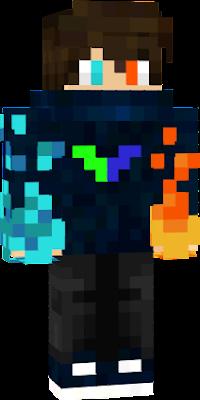 Pvp Boy Nova Skin - Skins para minecraft pe pvp