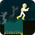 Stickman : Jump & Run icon