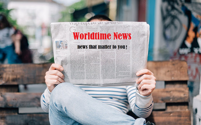 World Time News Newtab