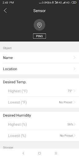 Sensor Blue 1.3.6 screenshots 2