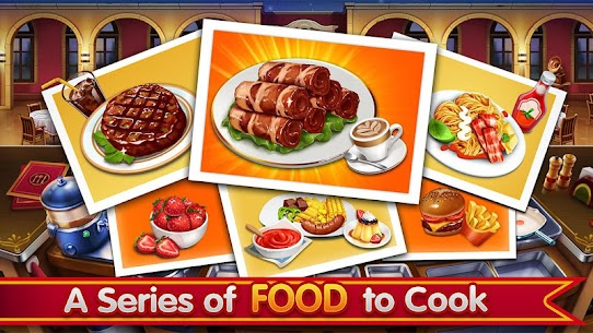 Cooking City: crazy chef' s restaurant game 5
