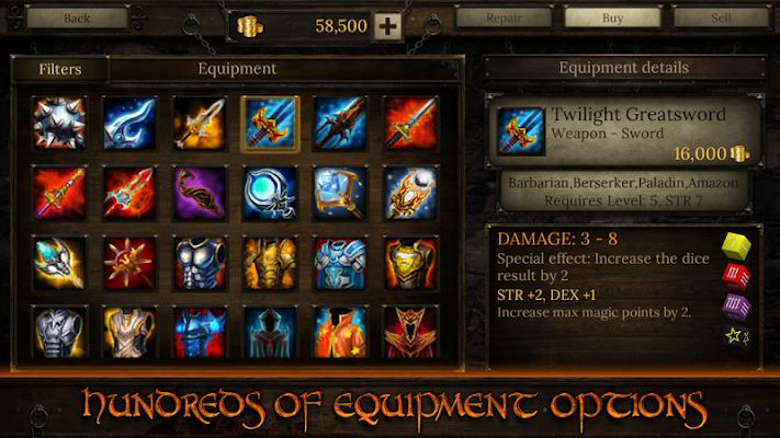Arcane Quest 3- screenshot