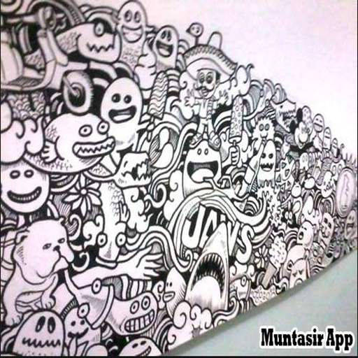 doodle art design ideas - android apps on google play