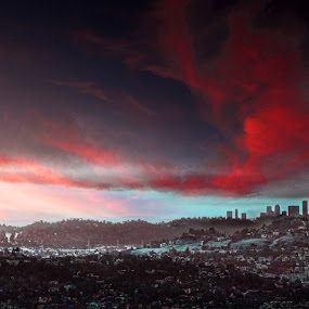 End Of Storm by Felix M - Landscapes Weather (  )