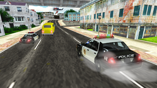NYPD Cops Car Mania: Police Car Games - náhled