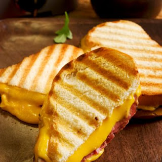Copycat Arby's Beef 'N Cheddar Sandwich